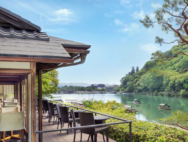Japanese Mountain Retreat Mineral Spring And Spa